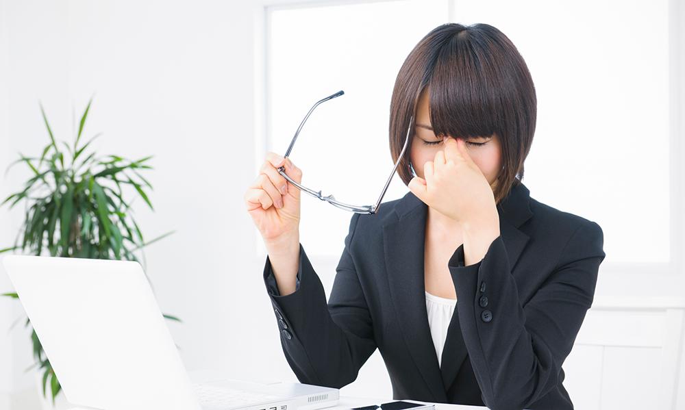 「目の疲れる原因」の画像検索結果