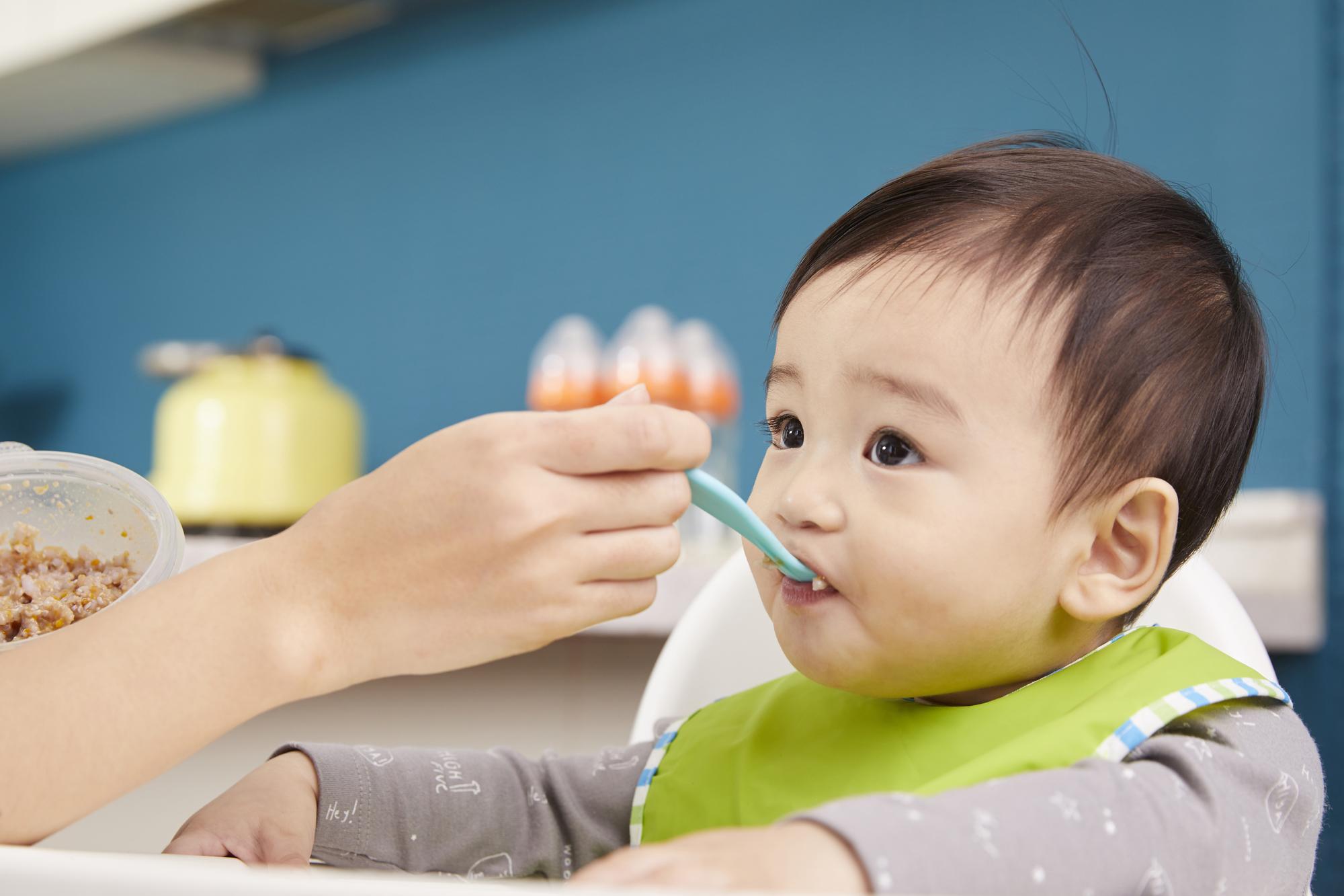 赤ちゃんが風邪のときの離乳食は? おすすめレシピとNG食材
