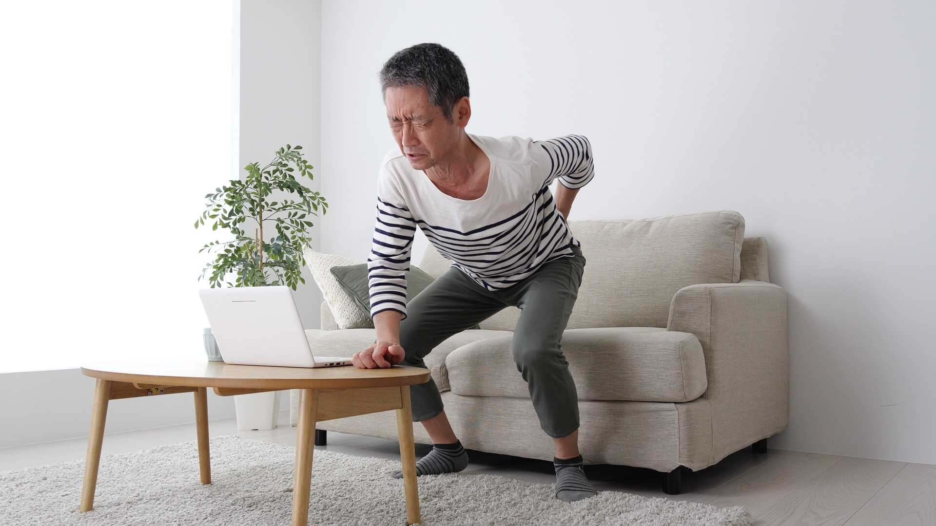 4人に1人が苦しむ国民病「腰痛」 改善・再発防止のカギは「インナーマッスル」にあり?