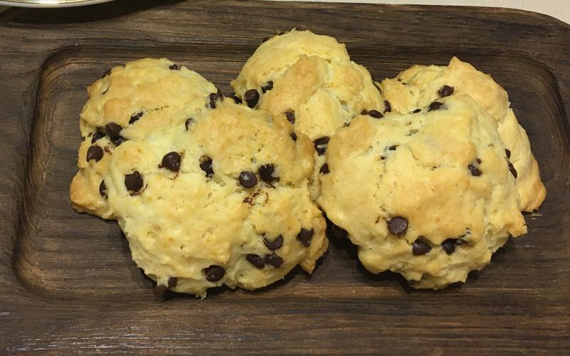 ホットケーキミックスを使ったやわらか食感クッキー